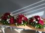 Florystyka - dekoracje stołów