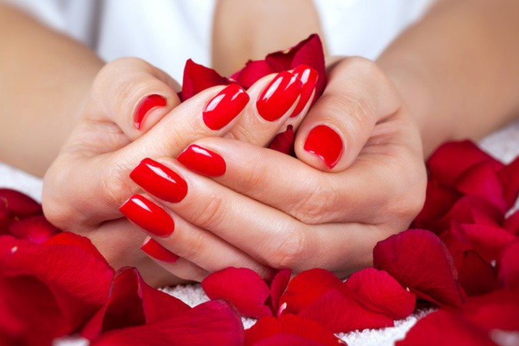 manicure hybrydowy 3