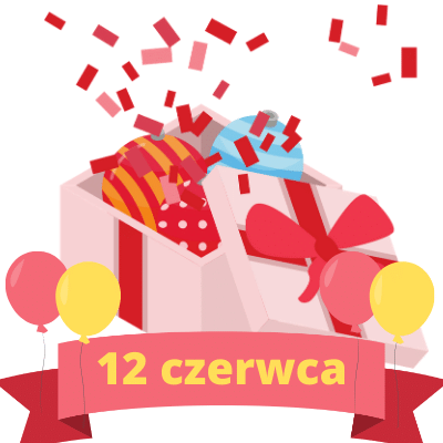 Otwary prezent 12