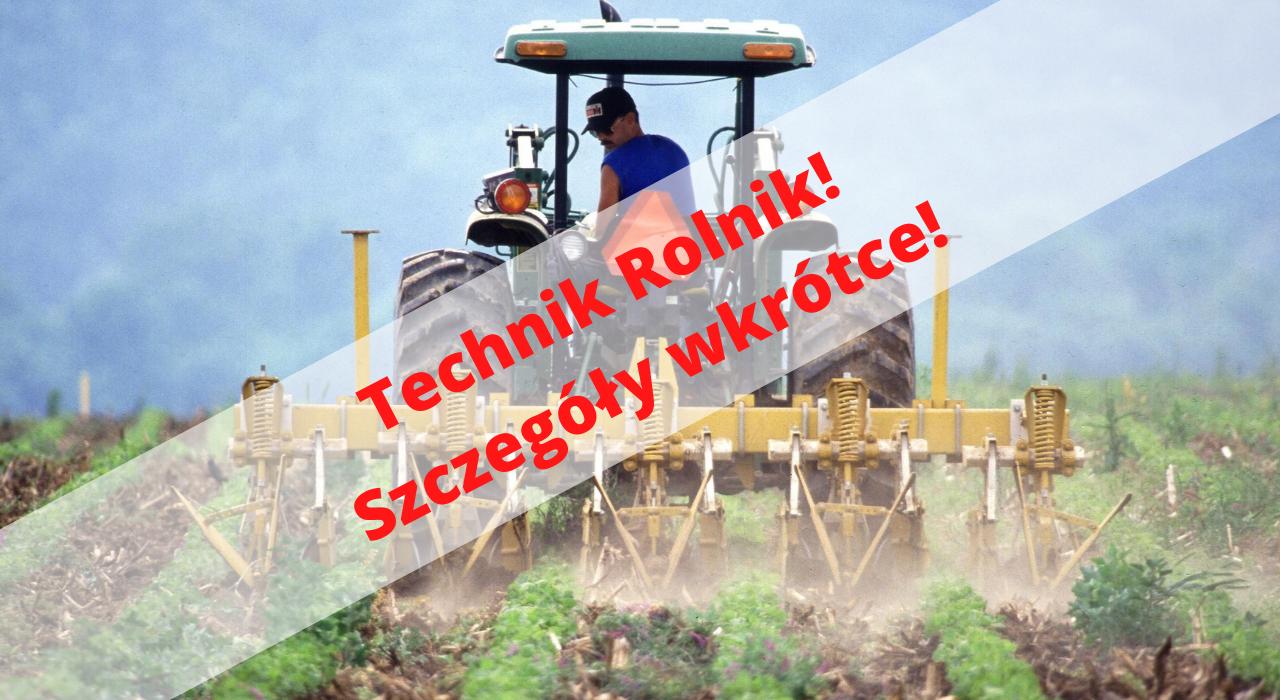 Technik rolnik